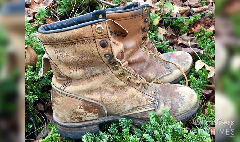 Joe Rohde's Boots