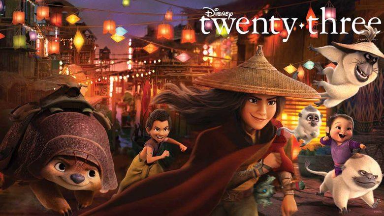 Disney twenty three