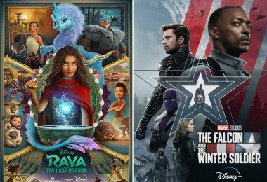 Watch the Epic Big Game Trailers for Raya and the Last Dragon and The Falcon and The Winter Soldier