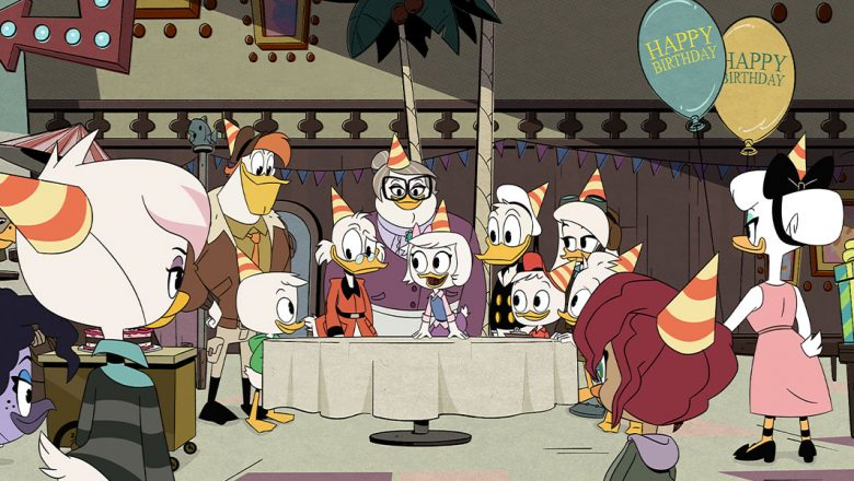 JUST ANNOUNCED: DuckTales