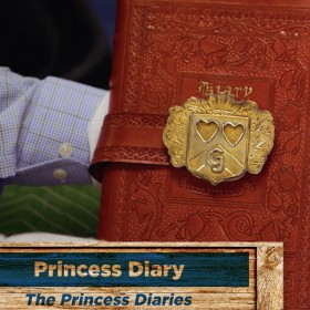 Royal Props from The Princess Diaries Movies | Unseen Artifacts