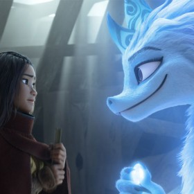 Creating Memorable Characters for Raya and the Last Dragon
