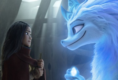 Disney Animation Makes Women's History While Making Raya and the Last Dragon