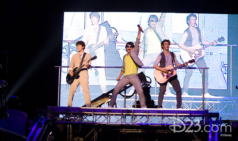 Jonas Brothers: The Concert Experience