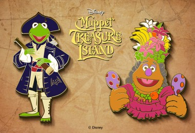 Set Sail for Adventure with These D23-Exclusive Muppet Pins!