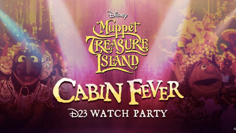 muppets treasure island watch party