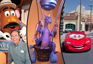 D23 Inside Disney Episode 81 | Disney Imagineer Kevin Rafferty on his Epic Career