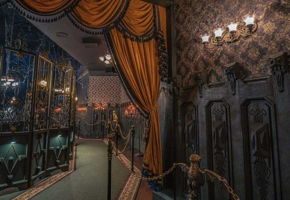 Check Out What's Materializing at Disneyland Park's Haunted Mansion