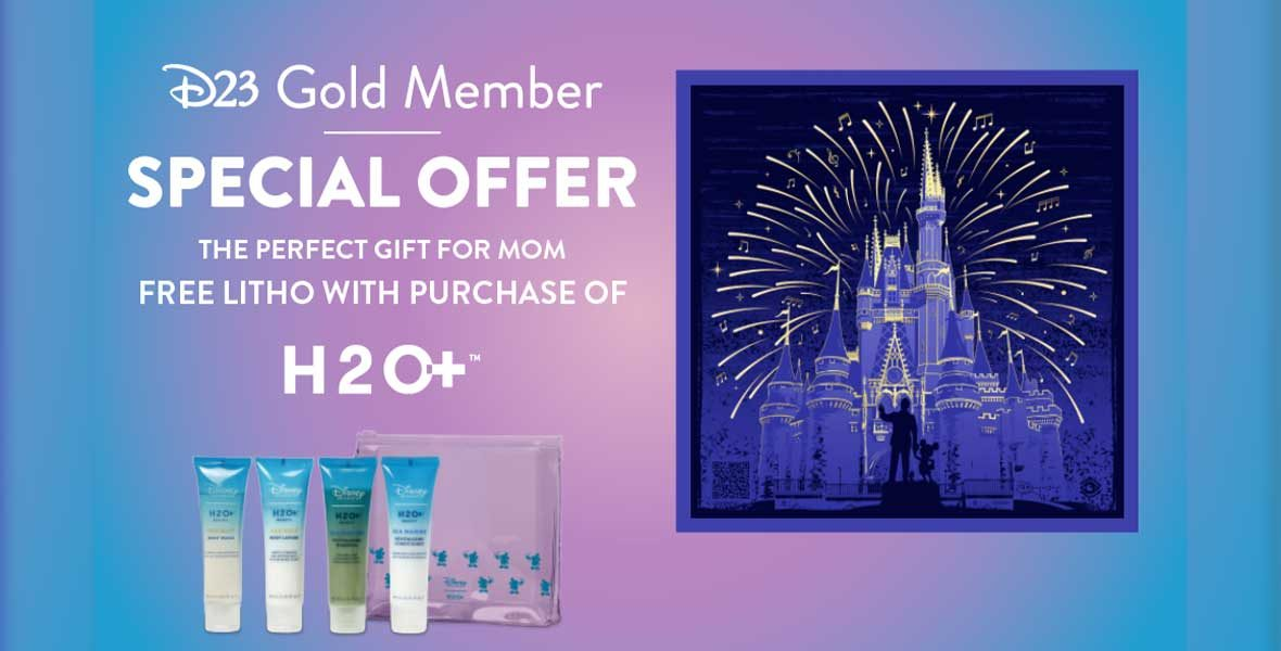 H2O+ Mother's Day Offer
