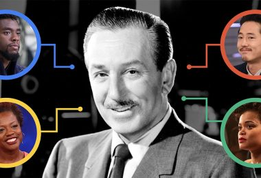 6 Degrees of Walt
