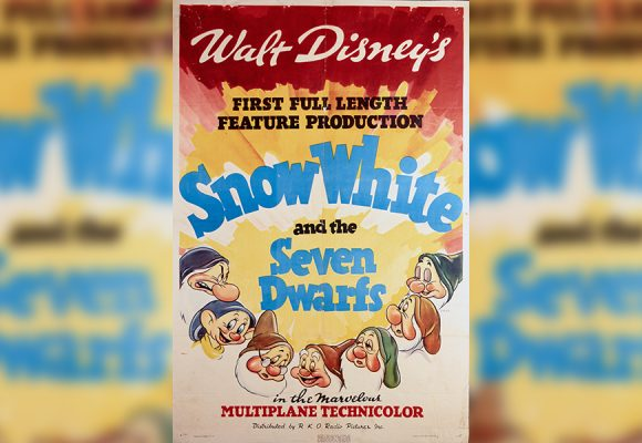 A Look Back at the Oscars® – Snow White and the Seven Dwarfs