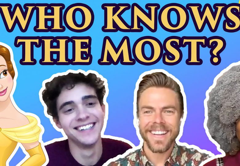 High School Musical: The Musical: The Series Stars Take the Ultimate Beauty and the Beast Trivia Quiz