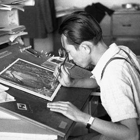 Legendary Handprints – Tyrus Wong