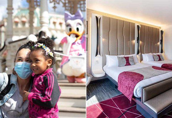 Dazzling News: Disneyland® Paris to Reopen June 17; Disney's Hotel New York – The Art of Marvel Opens to Guests on June 21