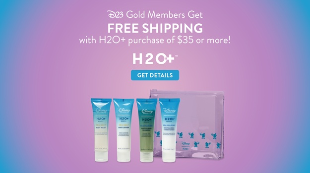 Free Shipping with H2O+ Purchase of $35 or More! - Get Details