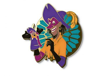 Hunchback of Notre Dame Pin