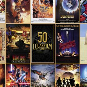 Lucasfilm's First 50 Years in Posters