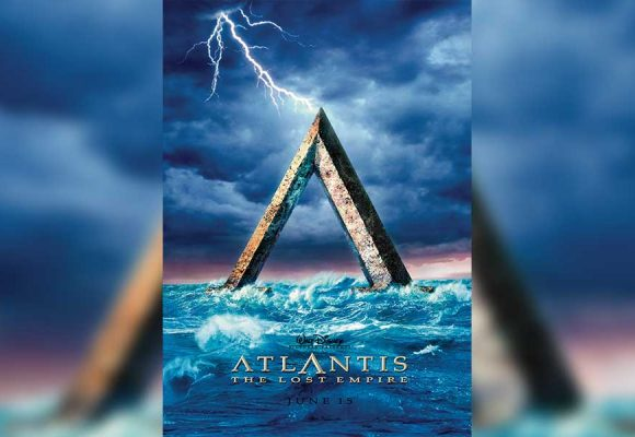 Producer Don Hahn Explores the 20 Year Legacy of Atlantis: The Lost Empire