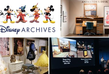 Walt Disney Archives 2021 Events and Exhibitions