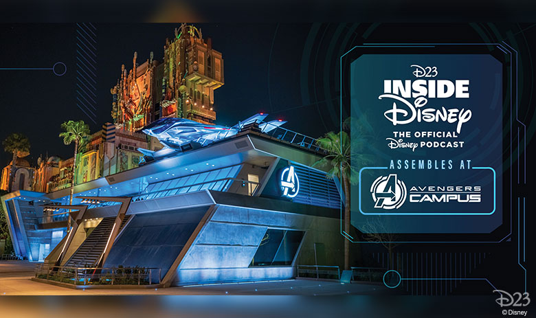 Inside Disney