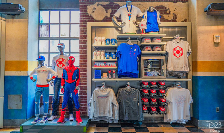 A Brand-new Spidey Suit
