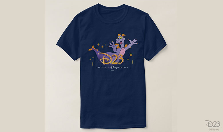 D23 Figment Shirt