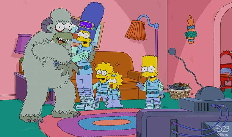 The Simpsons Guide to America
