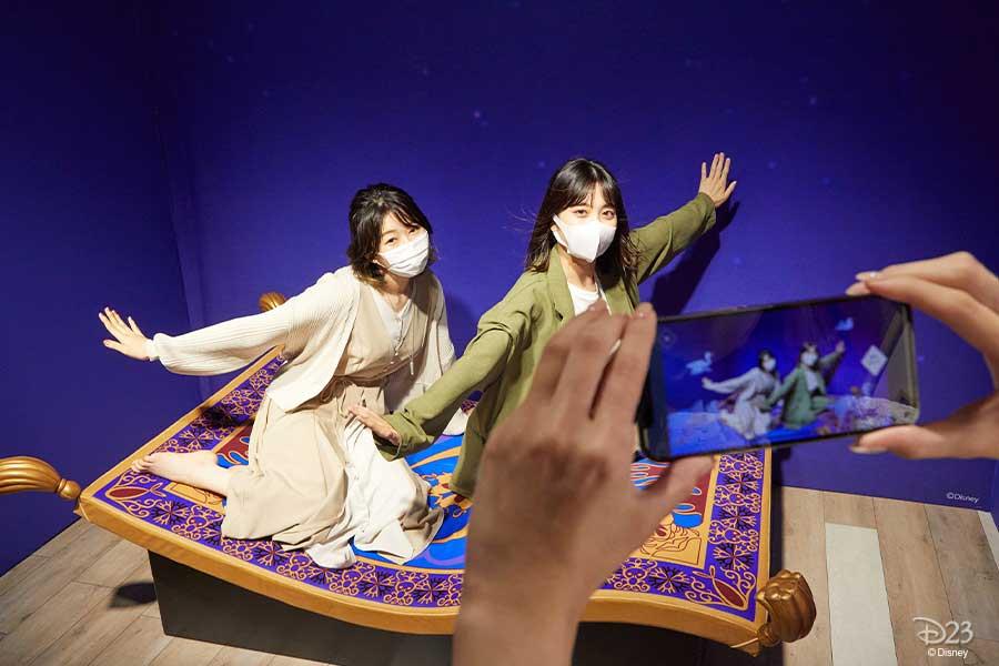 princess exhibit japan