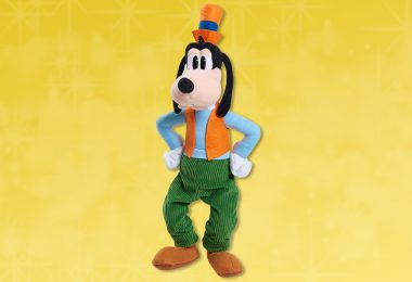 Get Early Access to the June Disney Treasures From the Vault, Limited Edition Goofy Plush, Amazon Exclusive