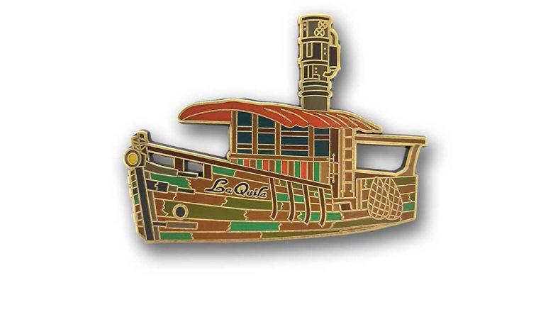 jungle cruise pin
