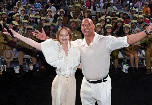Disneyland Hosts a Splashy Jungle Cruise Premiere
