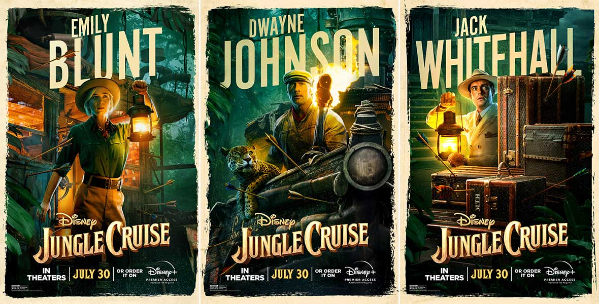 Meet the Characters of Disney's Jungle Cruise - D23