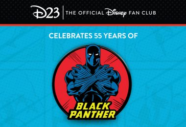 Celebrate 55 Years of Marvel's Black Panther with This D23-Exclusive Pin