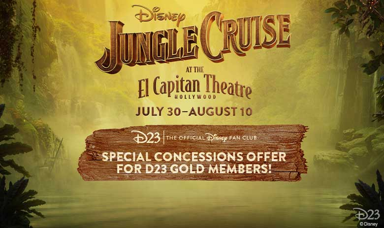 jungle cruise el cap event recap