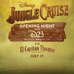 jungle cruise el cap event