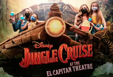 D23 Gold Members Welcome Jungle Cruise to the Big Screen at the El Capitan