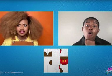 Can Dara Reneé and Issac Ryan Brown Unscramble These Disney Parks Foods?