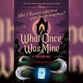 what once was mine book