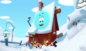 Mickey Mouse Fun House