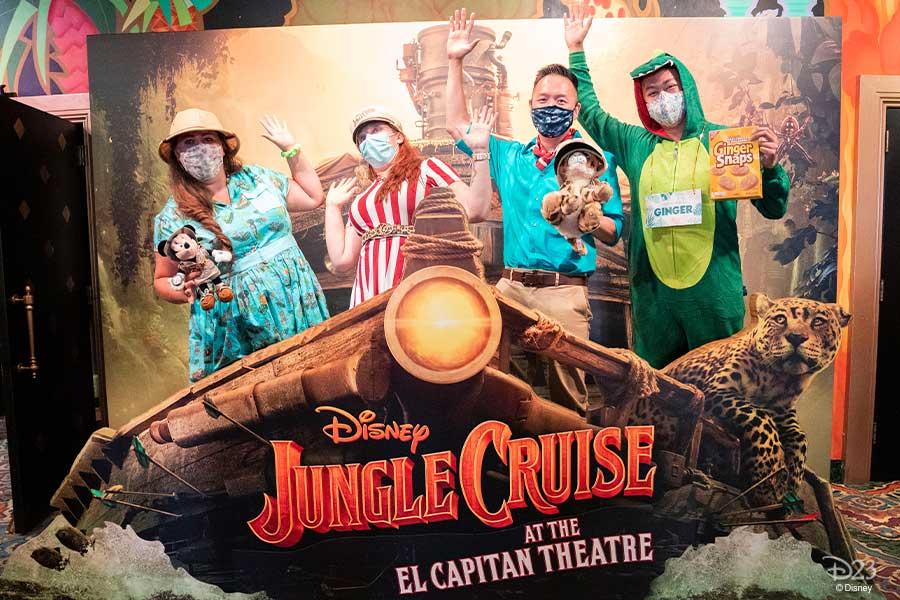 jungle cruise recap