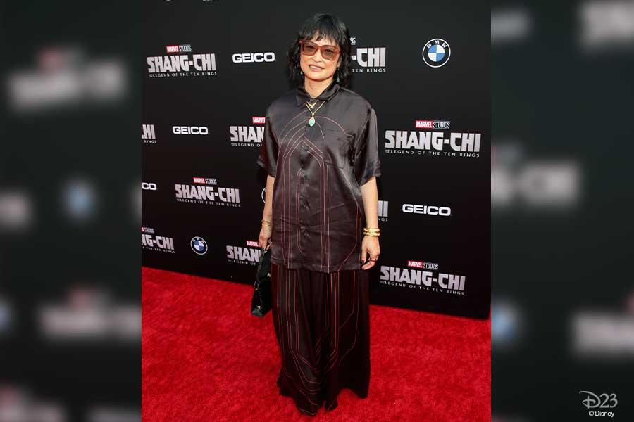 shang-chi premiere