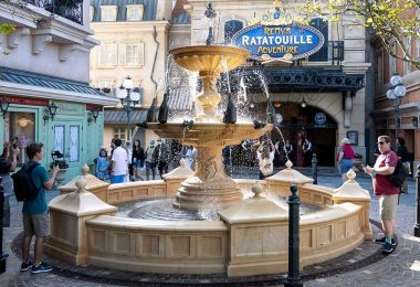 """D23 Gold Members Get a """"Sneak Squeak"""" of Remy's Ratatouille Adventure at EPCOT!"""