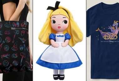 The Must-Have Merch D23 Members Can Get with FREE SHIPPING on ShopDisney