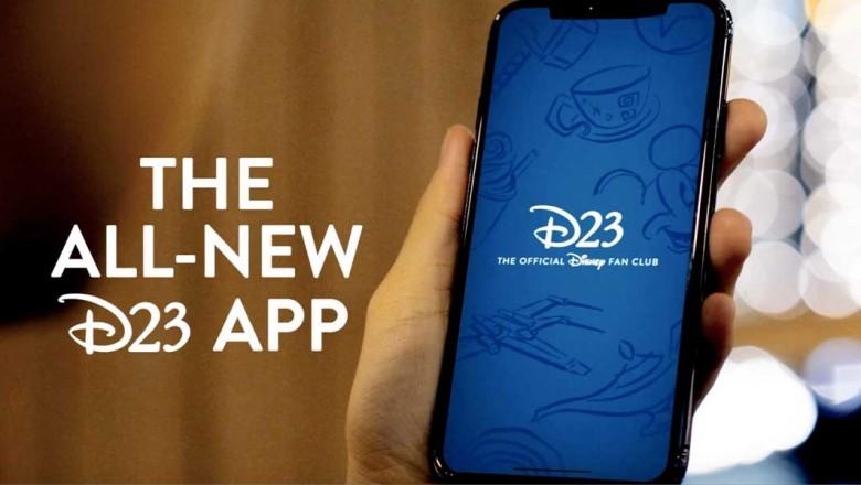 d23 fan app