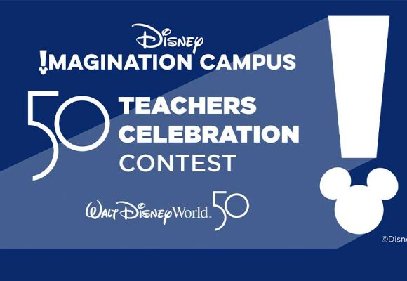 Win a Chance to Attend the Disney Imagination Campus 50 Teachers Celebration at Walt Disney World Resort