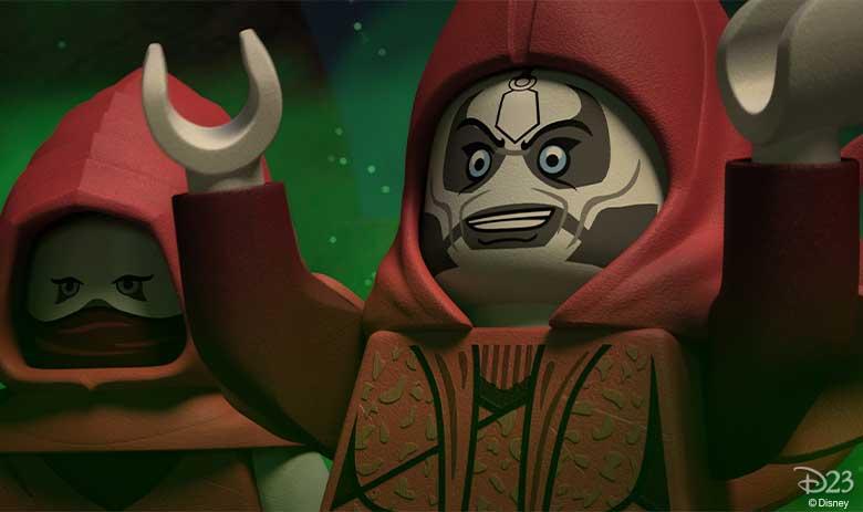 LEGO Star Wars: Terrifying Tales
