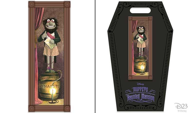 muppets haunted mansion MoG