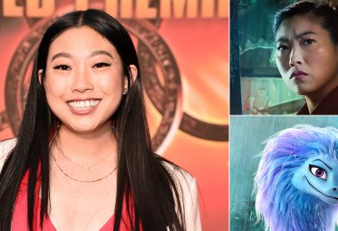 D23 Inside Disney Episode 103 | Awkwafina on Shang-Chi and The Legend of The Ten Rings