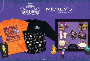 D23-Exclusive Muppets Haunted Mansion Collection by Mickey's of Glendale