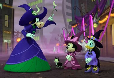 Disney Junior Celebrates Halloween with Mickey's Tale of Two Witches